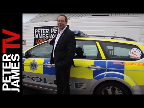 Peter James | Love You Dead | Book Launch | LATEST TV