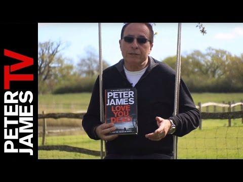 Peter James | Love You Dead | Research | Roy Grace 12