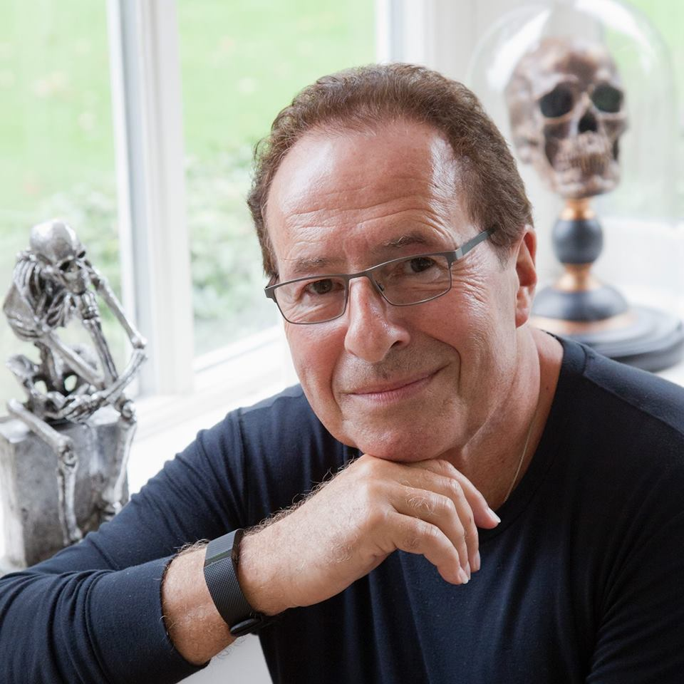 Here is my interview with Peter James