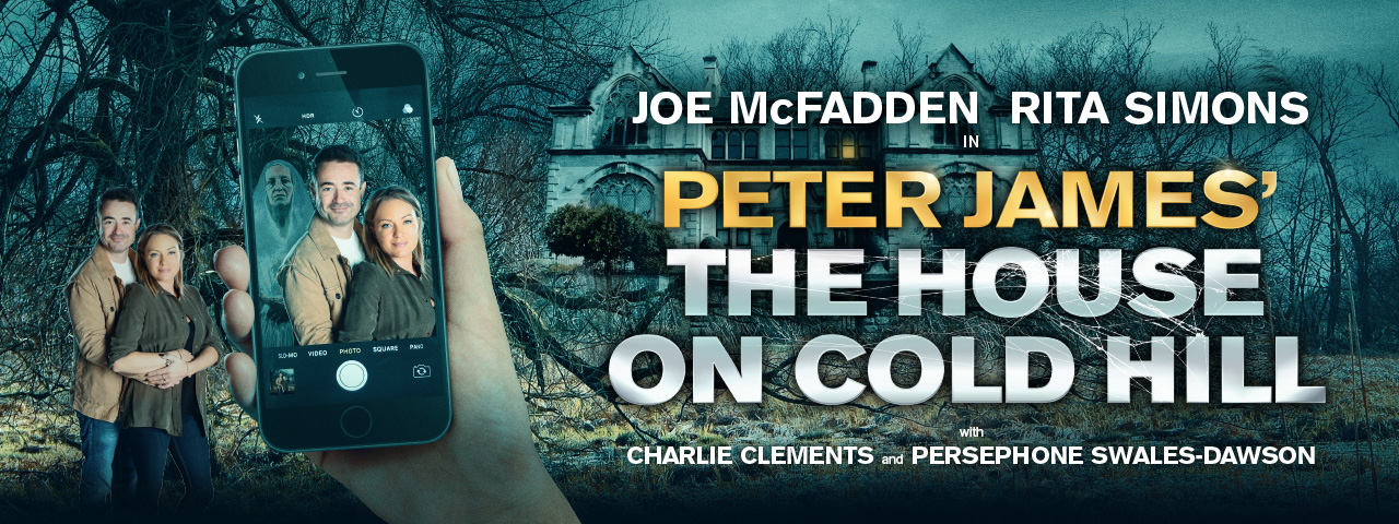 The House On Cold Hill Peter James