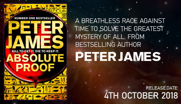A Personal Letter from Peter Jamess