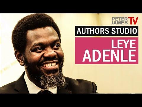 Peter James | Leye Adenle | Authors Studio – Meet The Masters