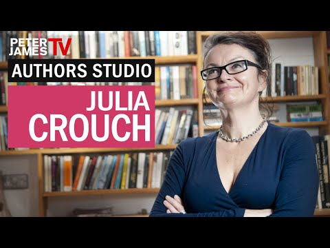 Peter James | Julia Crouch | Authors Studio – Meet The Masters