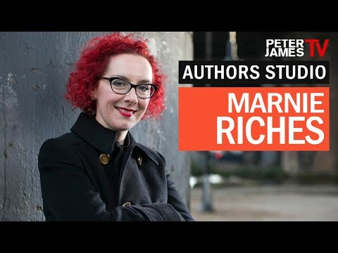 Peter James | Marnie Riches | Authors Studio – Meet The Masters