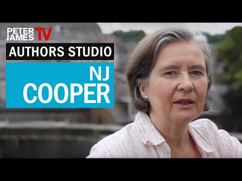 Peter James | N J Cooper | Authors Studio – Meet The Masters