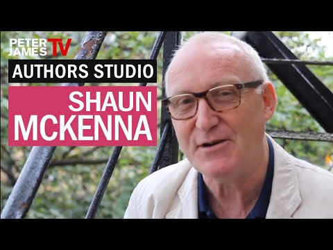 Peter James | Shaun McKenna | Authors Studio – Meet The Masters