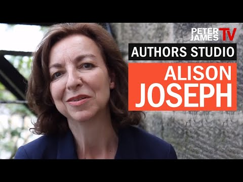 Peter James | Alison Joseph | Authors Studio – Meet The Masters