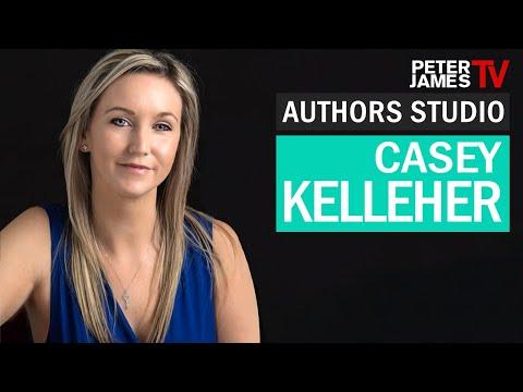Peter James | Casey Kelleher | Authors Studio – Meet The Masters