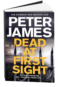 Peter james latest book 2019
