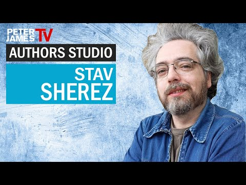 Peter James | Stav Sherez | Authors Studio – Meet The Masters