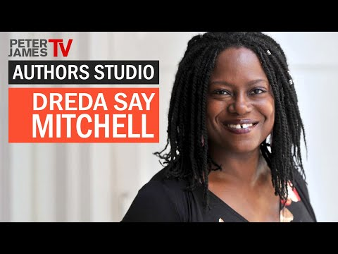 Peter James | Dreda Say Mitchell | Authors Studio – Meet The Masters