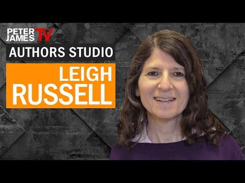 Peter James | Leigh Russell| Authors Studio – Meet The Masters
