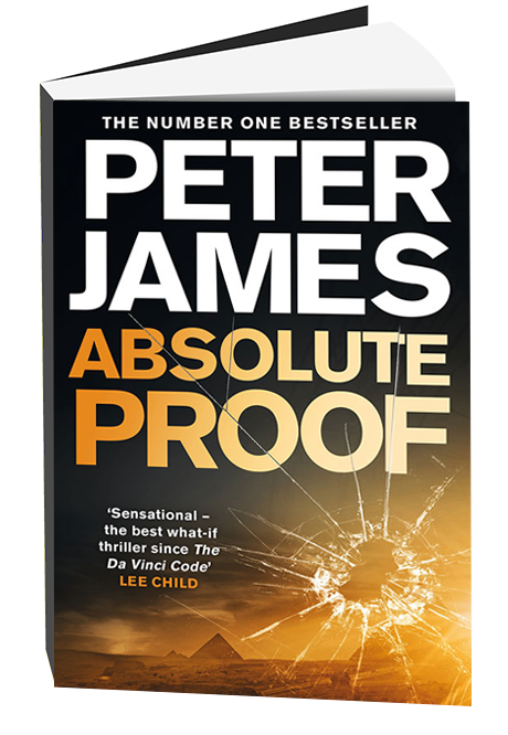 Peter James – International Best Seller