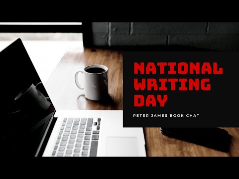 National Writing Day  – Top Authors Tips To Inspire You To Get Writing