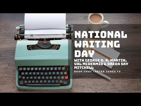 NATIONAL WRITING DAY 2020