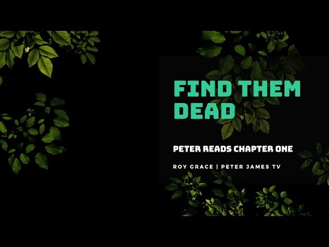 FIND THEM DEAD | CHAPTER ONE